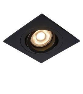 Iebūvējama lampa TUBE Black 22955/01/30