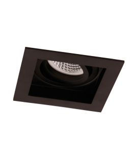 Iebūvējamā lampa ARTSI Black 4208001
