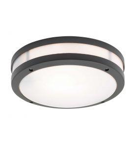 Griestu lampa CHIOS Black IP44 4081701