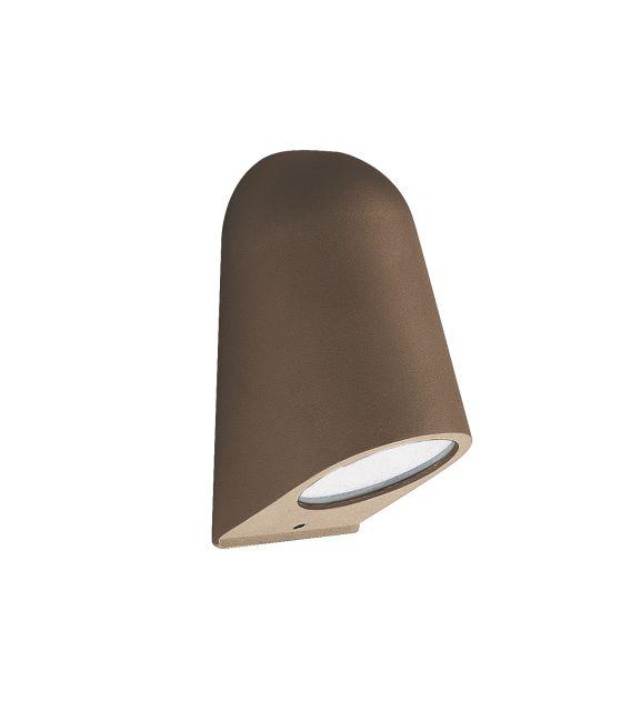 Sieninis šviestuvas HYDRA Grey IP56 4136200
