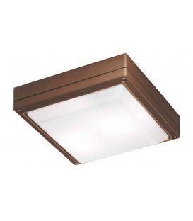 Griestu lampa LEROS SQ IP44 4049303