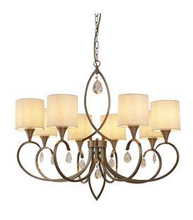 Piekarama lampa ALBERTO 8 1608-8AB