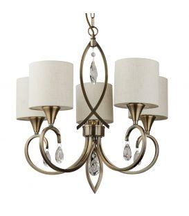 Piekarama lampa ALBERTO 5 1605-5AB