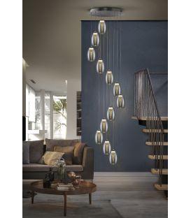 60W LED Piekarama lampa NEBULA 12 584541