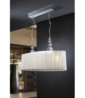 Piekarama lampa MERCURY 2 Silver 664115