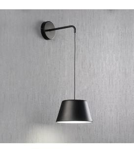 Sienas lampa DONA Black 27920/NM