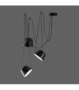 Piekarama lampa SENTO 3 Black 28080/3NM