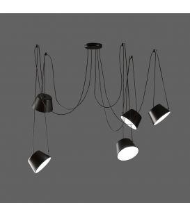 Piekarama lampa SENTO 5 Black 28080/5NM