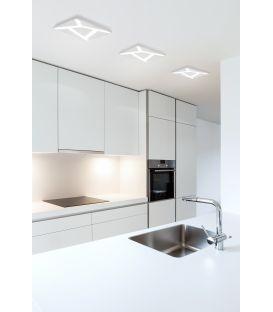 20W LED Lubinis šviestuvas STRIPES 1629/23
