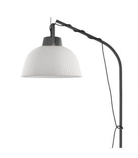 Piekarama lampa KINKE White/Gray Ø37 IP65 6216