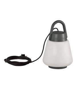 Piekarama lampa KINKE White/Gray Ø22 IP65 6213