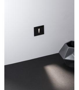 1W LED Įmontuojamas šviestuvas PASSAGGIO Square White 8090801