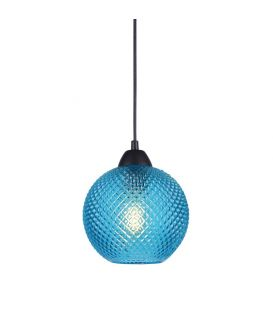 Piekarama lampa PORTO 1 Blue Glass 8103995