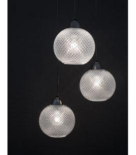 Pakabinamas šviestuvas PORTO 1 Clear Glass 8103991