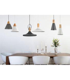Piekarama lampa BICONES Ø14 White MOD359-11-W