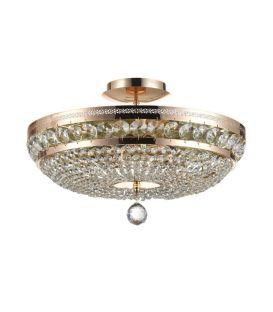 Griestu lampa OTTILIA Gold Ø43.5 DIA700-CL-06-G