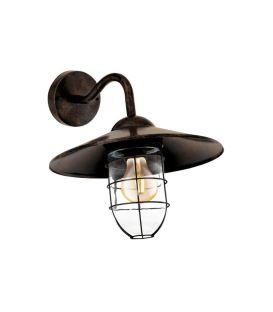 Sienas lampa MELGOA Copper-antique IP44 94863