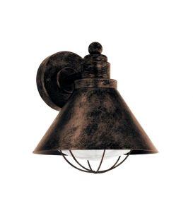 Sienas lampa BARROSELA Copper-antique 94858