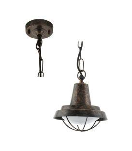 Piekarama lampa COLINDRES Copper-antique IP44 94837