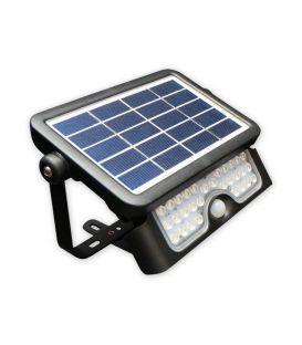 5W LED Sienas lampa ar kustības sensoru SOLAR 249389