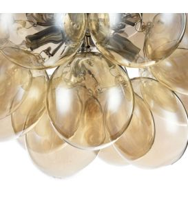 Griestu lampa BALBO Smoky MOD112-04-G
