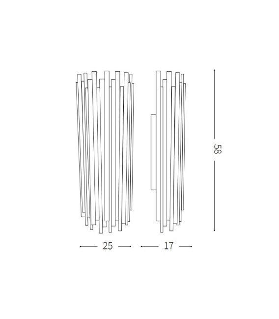 Pakabinamas šviestuvas PAN SP5 208817