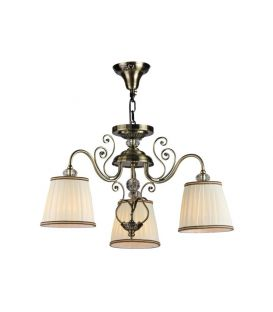 Piekarama lampa VINTAGE 3 Bronze ARM420-03-R