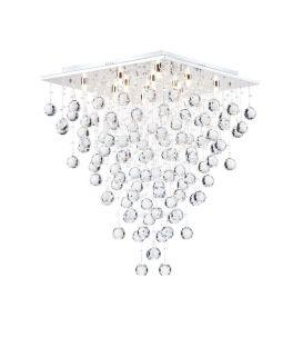 Griestu lampa SWIRL 50x50 MOD217-50-N
