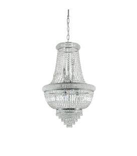 Piekarama lampa DUBAI SP10 Cromo 215969