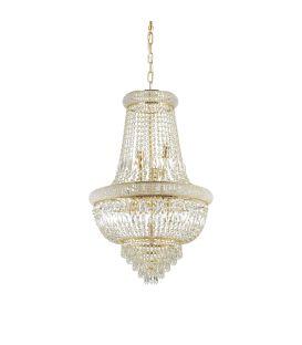 Piekarama lampa DUBAI SP10 Ottone 207216