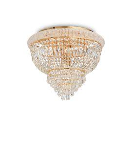 Griestu lampa DUBAI PL6 Brass 201016