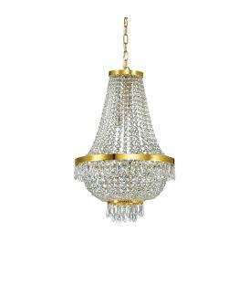 Piekarama lampa CAESAR SP9 Gold 114736