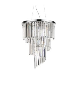 Piekarama lampa CARLTON SP12 Chrome 166247