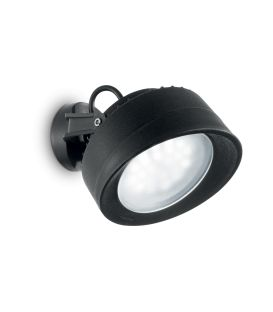 Sienas lampa TOMMY Black IP66 145341