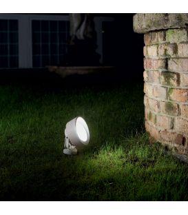Dārza lampa TOMMY White 145310