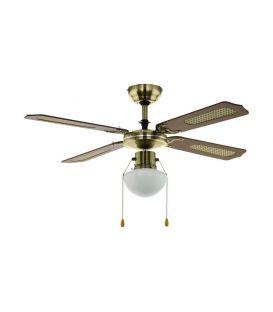Gaismeklis ar ventilatoru TIGGANO 35039