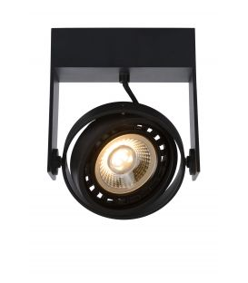 Griestu lampa GIFRON 1 Black 22969/12/30