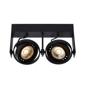 Griestu lampa GIFRON 2 Black 22969/24/30