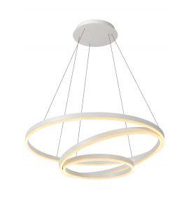 136W LED Piekarama lampa TRINITI White Dimmējama 46402/99/31