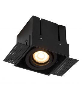 Iebūvējamā lampa TRIMLESS 1 Black 09925/01/30