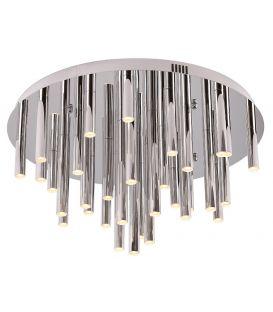 33W LED Griestu lampa ORGANIC Chrome C0115