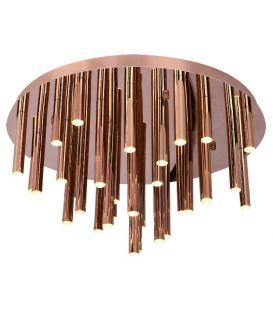 33W LED Griestu lampa ORGANIC Copper C0093