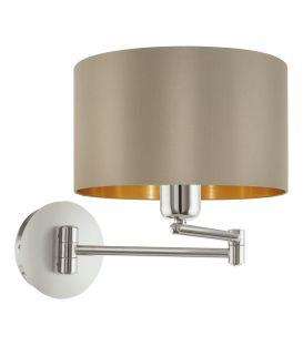 Sienas lampa MASERLO Taupe 95055