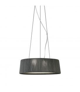 Piekarama lampa DRUM Ø80cm 24800/80 grey