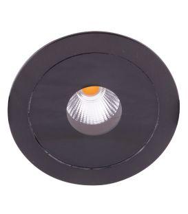 13W LED Iebūvējama lampa PLAZMA Black IP54 H0088