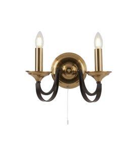 Sienas lampa BELFRY 1842-2BZ