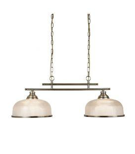 Piekarama lampa BISTRO II 2 3592-2AB