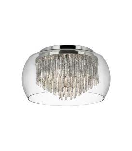 Griestu lampa CURVA 4624-4CC