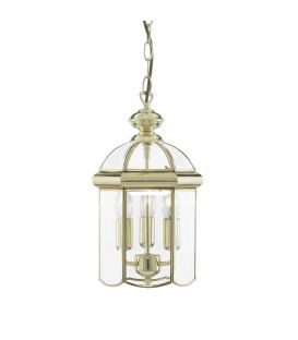 Piekarama lampa LANTERNS Brass 5133PB