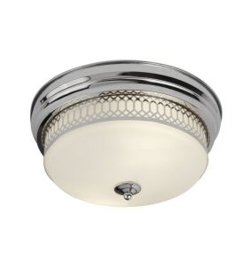 Griestu lampa EDINBURGH Chrome 4132-2CC